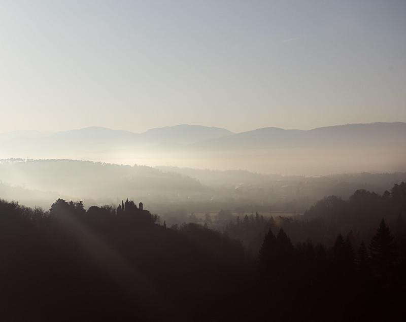 Italian Landscape / Color