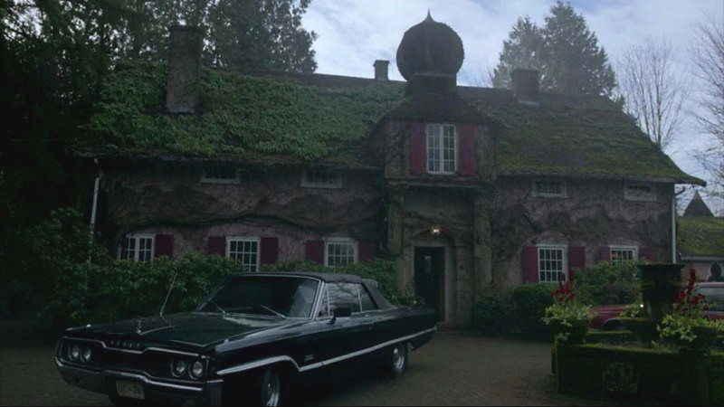 Cheryl Blossom manor