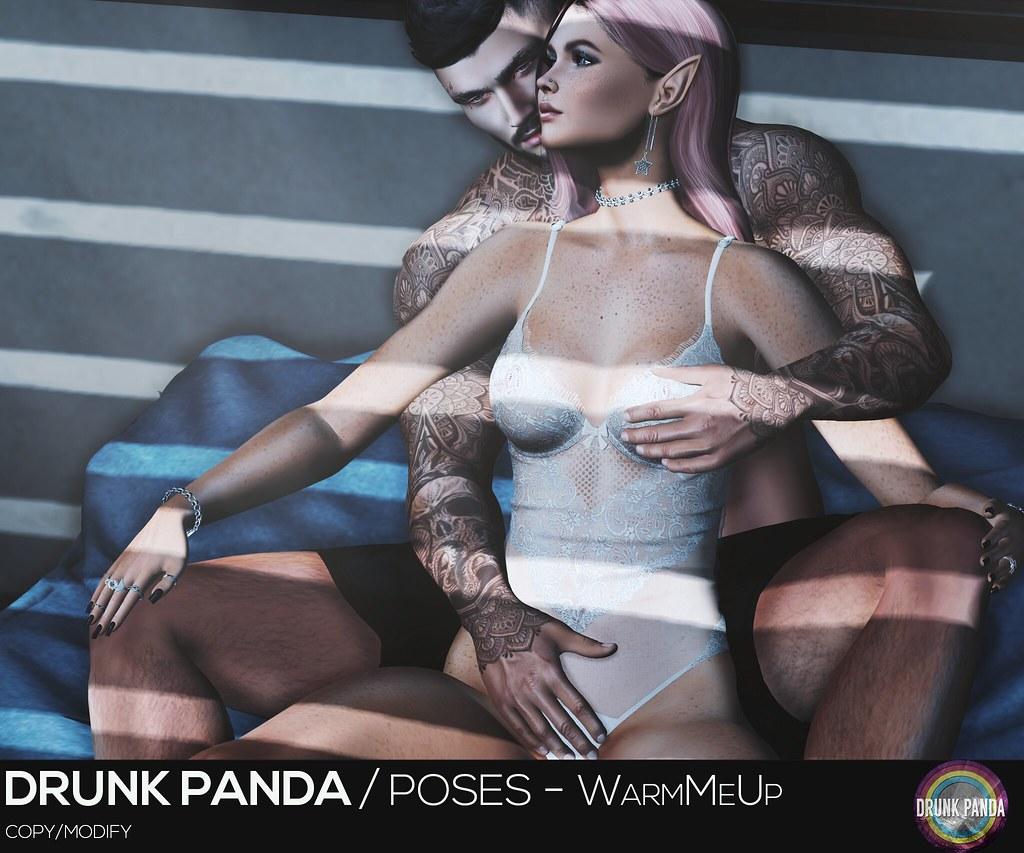 Drunk Panda – WarmMeUp