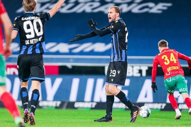 Club Brugge - KV Oostende 20-01-2021