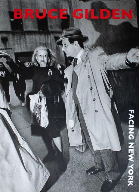 Bruce Gilden, Facing New York