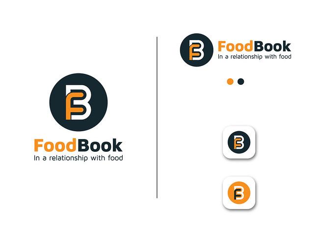Resturant Logo - F + B Letter Logo