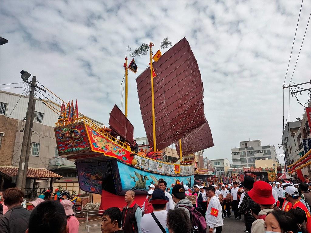 傳承王船 (2)