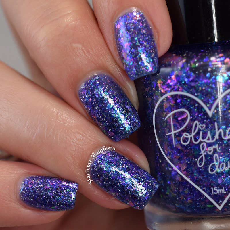Polished For Days Polar Lights review