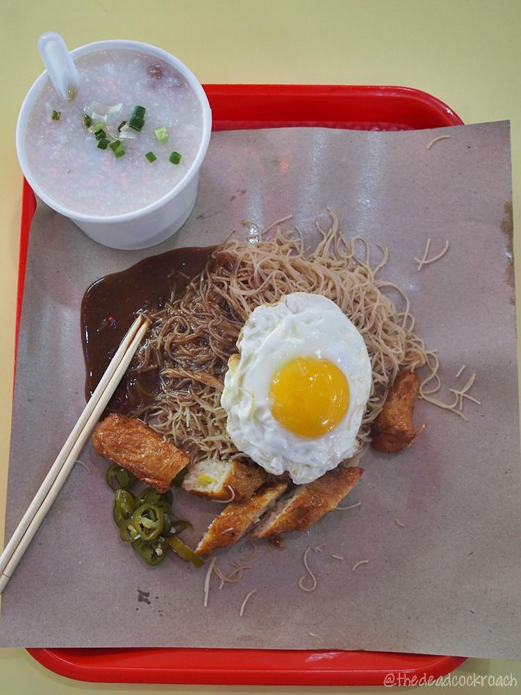 singapore,food review,food,review,abc brickworks,abc brickworks market & food centre,abc market,42,economical bee hoon,char bee hoon,fried bee hoon,peanut porridge,