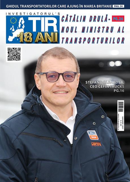 REVISTA TIR MAGAZIN IANUARIE 2021 FORMAT .PDF