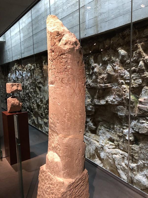 Roman Milestone of Hadrian