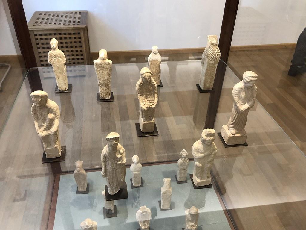 Terracotta Mother Goddess Statues