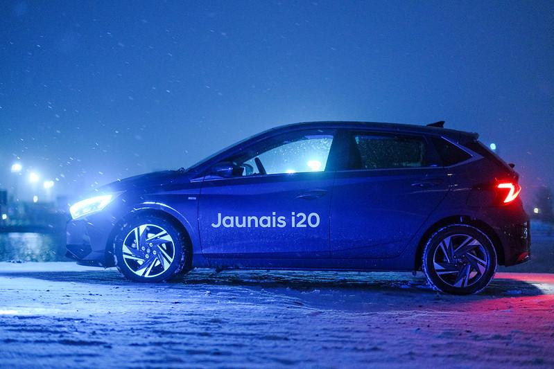 Hyundai i20 Hybrid 2021