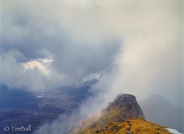 Fasarinen Pinnacles Atmospherics