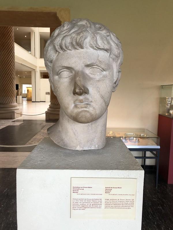 Head of Drusus Maior