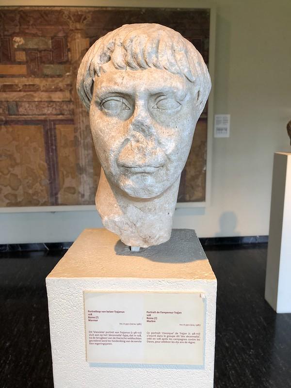Head of Trajan