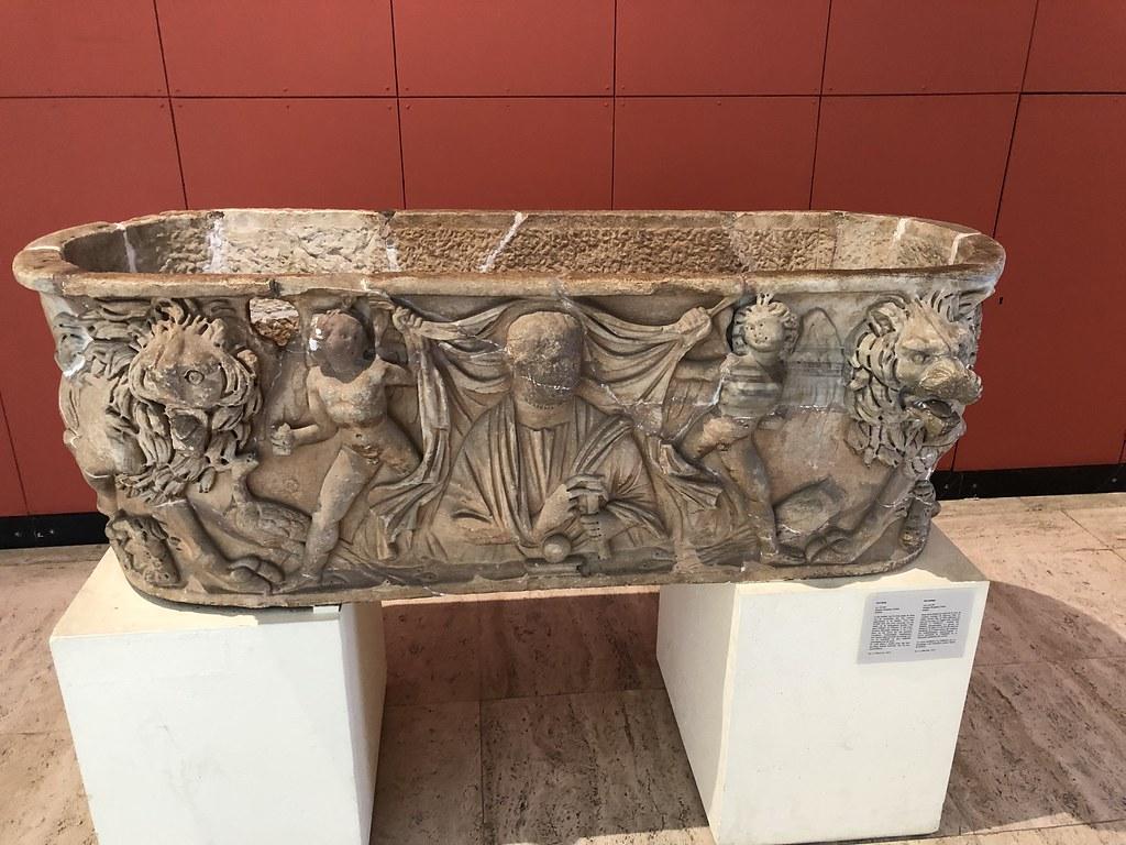 Sarcophagus of a Man