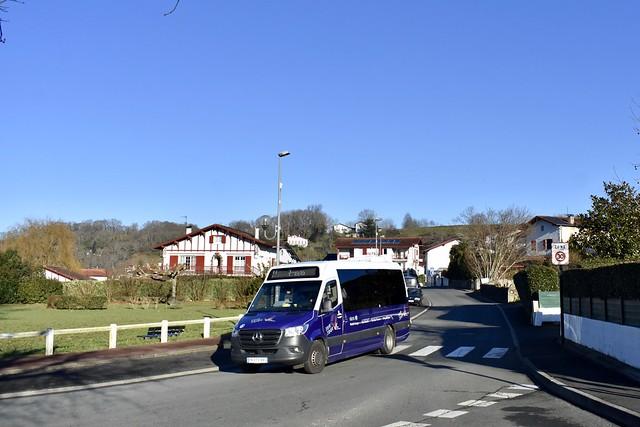 Cambo-les-Bains - Mercedes-Benz Sprinter City 45 - 19/01/21