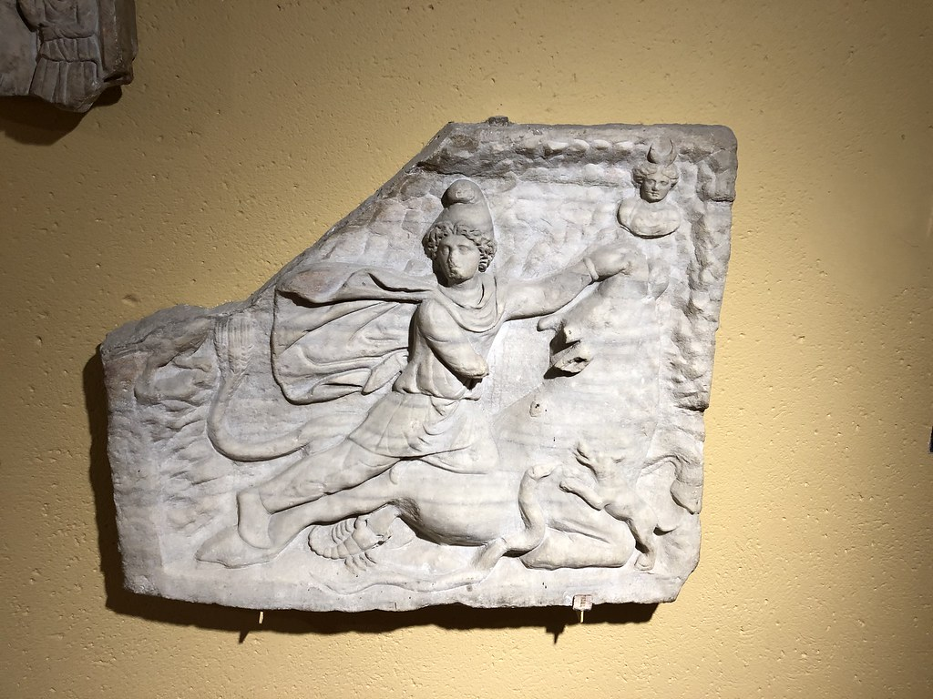 Relief of Mithras