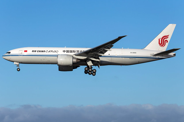 Air China B777-FFT B-2093