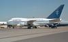 Boeing 747SP 9Q-CWY