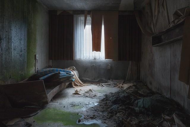 das große Sterben - Hotels in Not