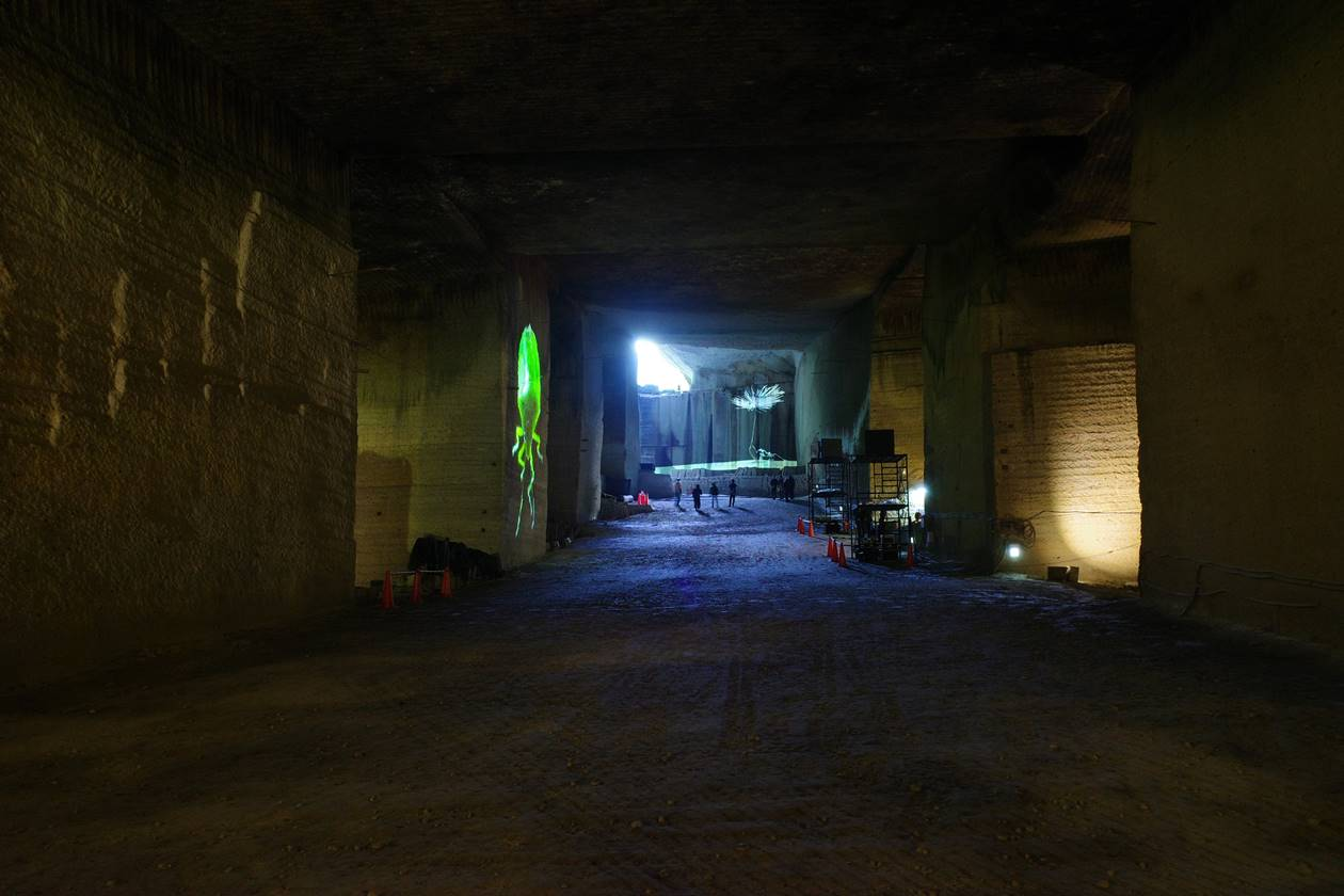 大谷資料館 地下洞窟