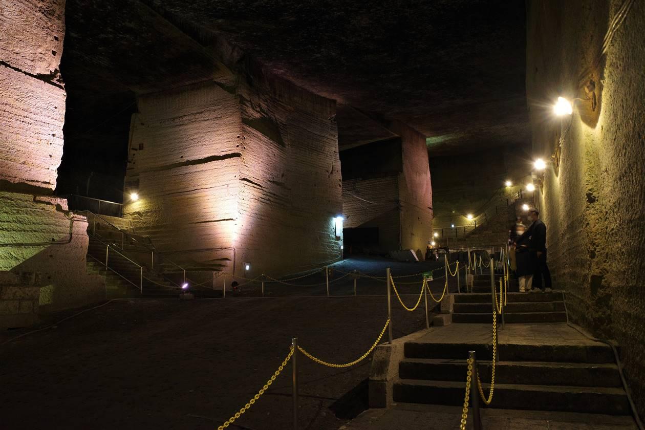 大谷資料館 地下採石場跡