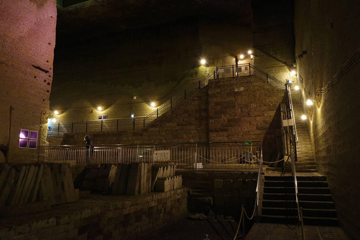 大谷資料館 地下神殿