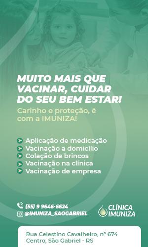 Clínica Imuniza - Muito mais do que vacinar, cuidar do seu bem estar - CLIQUE AQUI E SAIBA MAIS