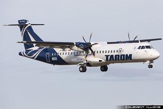 Tarom ATR 72-600 (72-212A) cn 1598 F-WWEI // YR-ATQ
