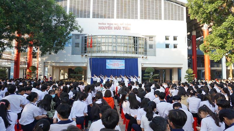 Kỷ niệm ngày HS-SV