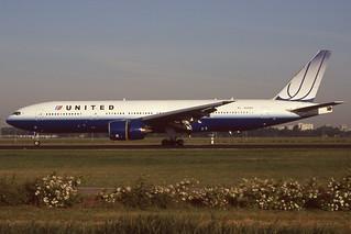 N769UA Schiphol 15-6-2005