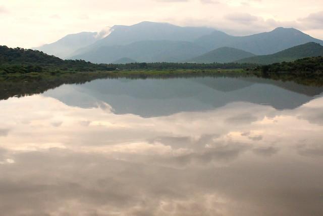 Sathiyar Dam