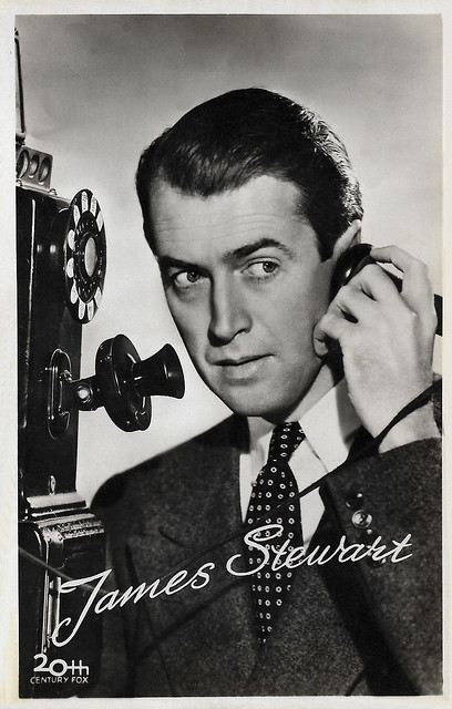 James Stewart in Call Northside 777 (1948)