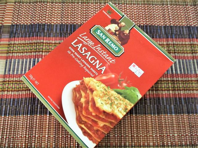 San Remo lasagna sheets