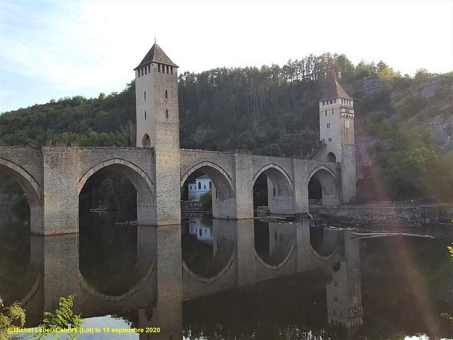 Cahors - Le pont Valentré (5)