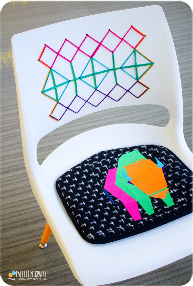 BuffaloCushion-ChairCompleteFront-ImFeelinCrafty