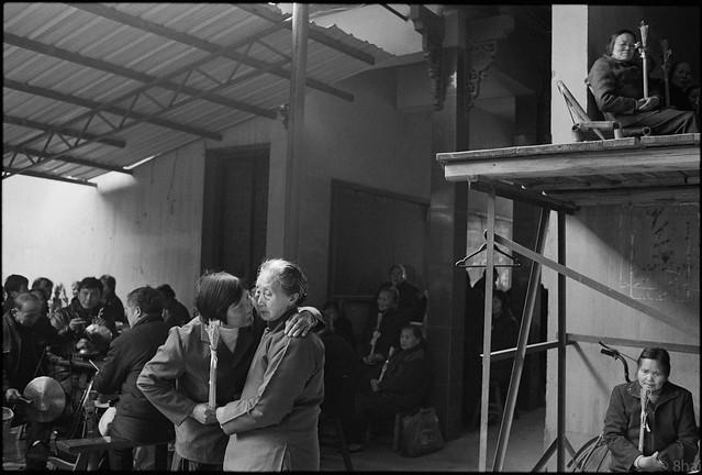 2011.04.06.[2] Zhejiang Yuyue Town Hudun Temple Qingming Festival (first shot) 浙江禹越镇 湖墩庙二清明节(第一次拍摄)-137