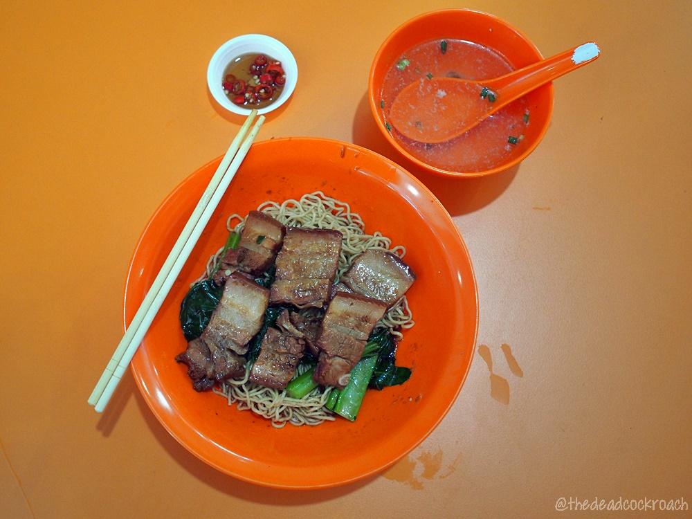 singapore,chun seng noodle house,abc brickworks,abc market,food review,minced meat noodle,review,abc brickworks market & food centre,food,bak chor mee,