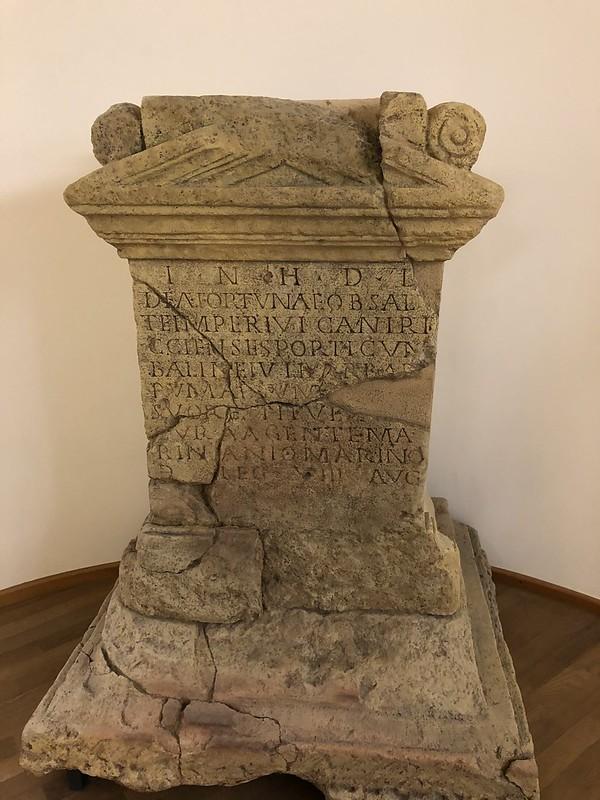 Altar to Fortuna