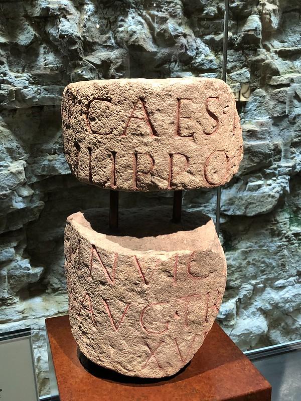 Roman Milestone of Philip the Arab