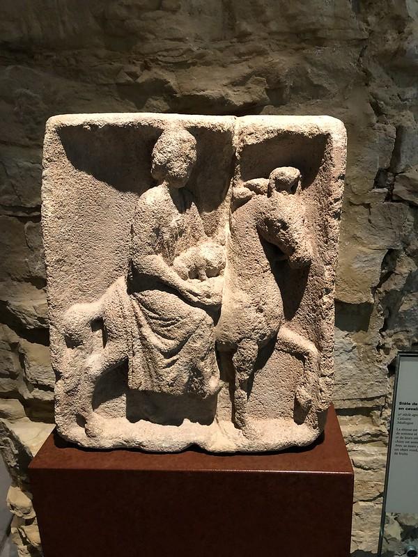 Relief of Epona
