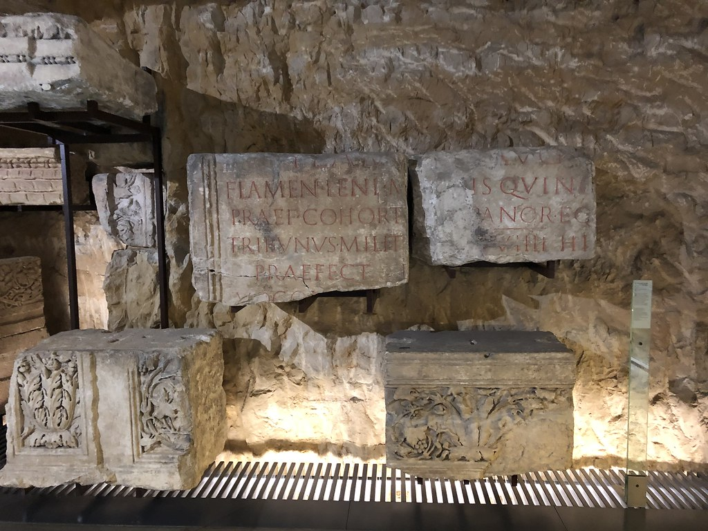 Roman Funerary Monument of High-ranking Official