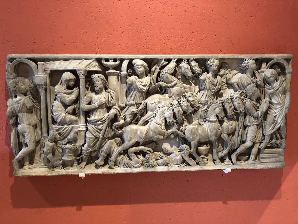 Sarcophagus of Pelops