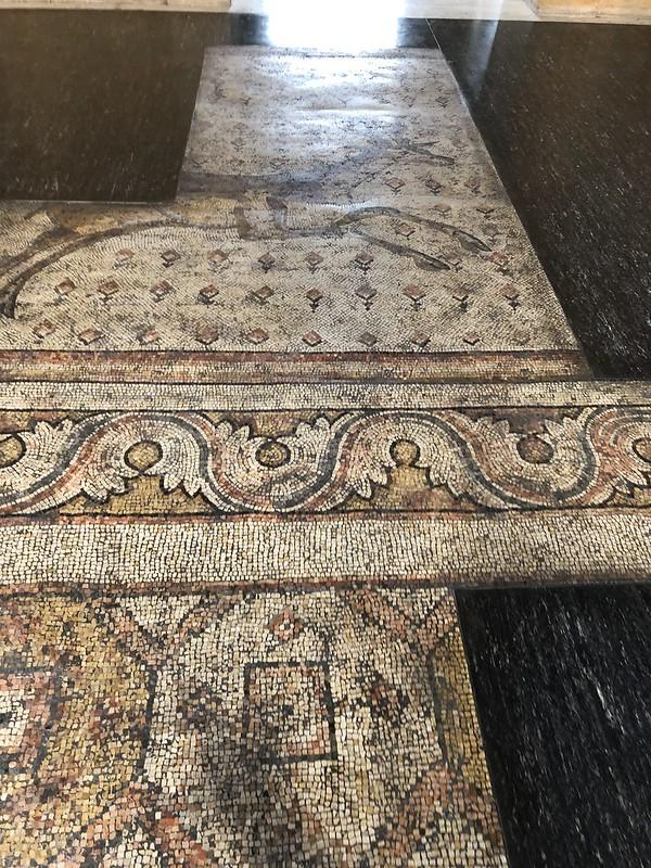 Roman Mosaic with a Deer