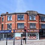 Hesketh Buildings in Preston
