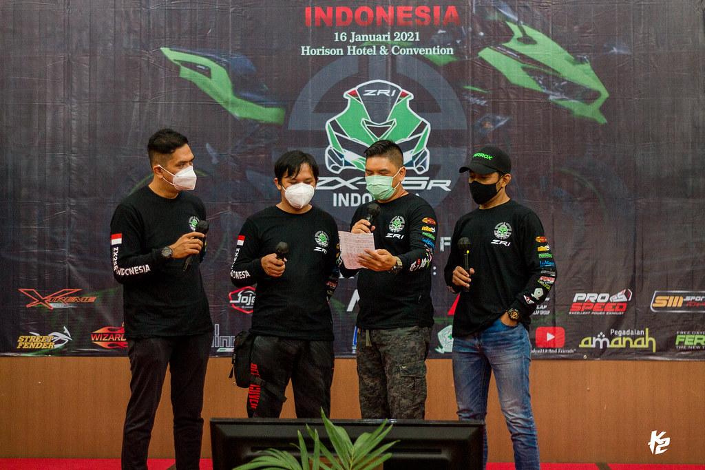 Deklarasi Kawasaki ZX-25R Indonesia