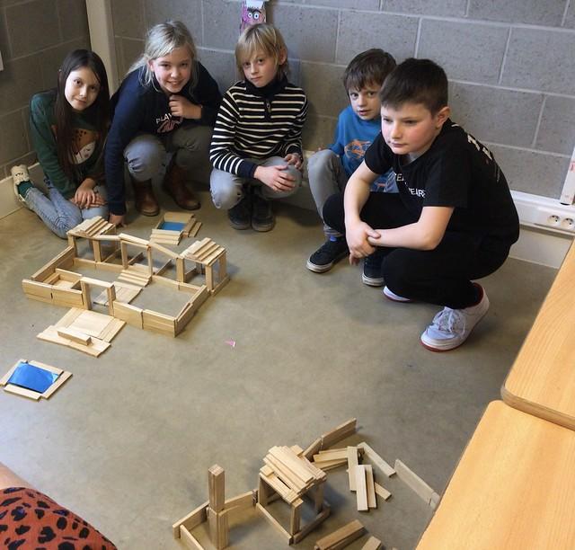5de leerjaar - Romeinse bouwwerken in Kapla