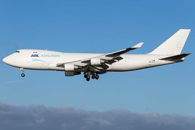 ASL Airlines Belgium B747-4B5(F)(ER) OE-IFD