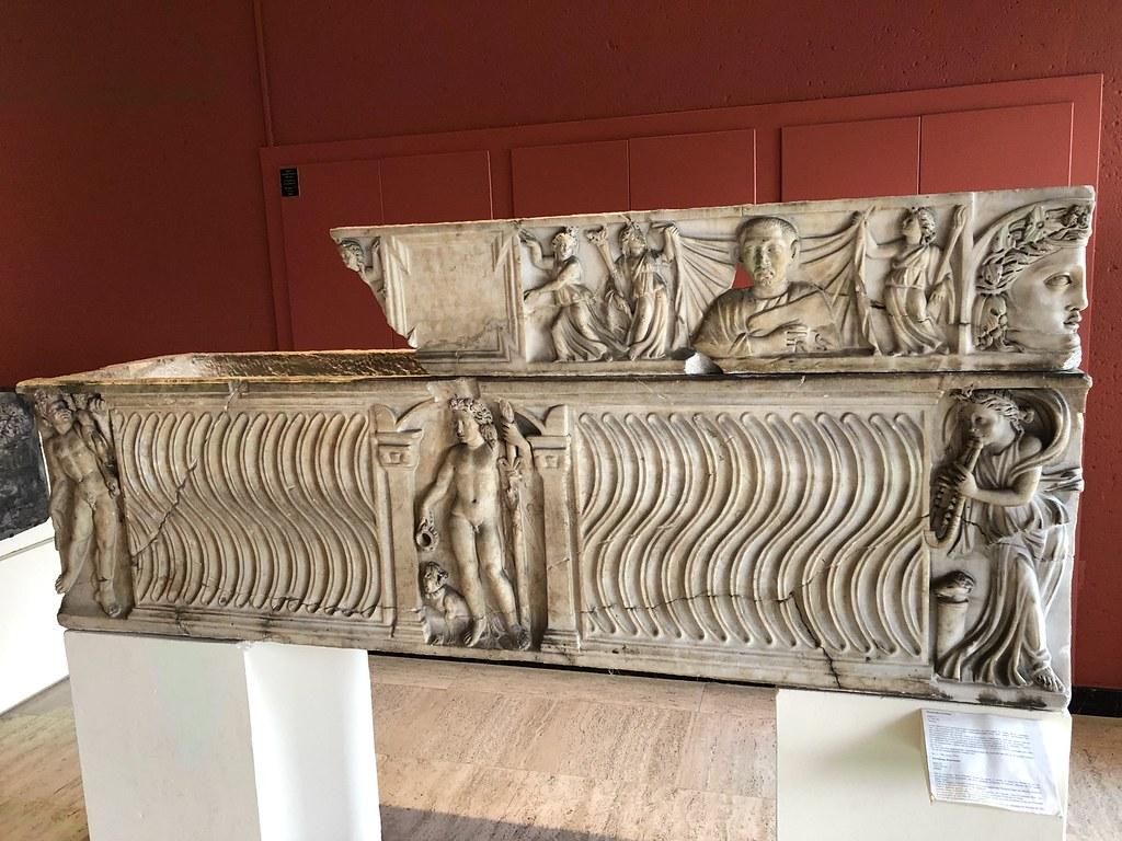 Bacchic Sarcophagus