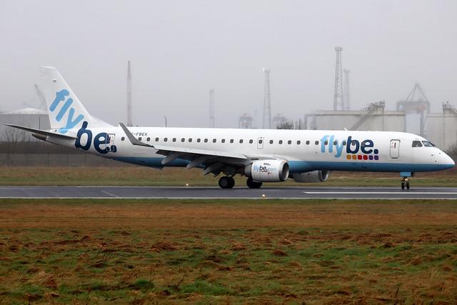 Flybe G-FBEK BHD 24/02/20