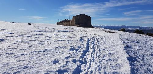 Nieve Ermita Santa Isabel