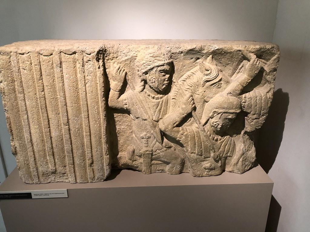 Relief of Roman Cavalry